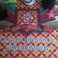 Photo taken at Conde do Sanduíche by Natália M. on 2/16/2012