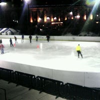 Photo taken at Bank of America Skating Center by Chris H. on 1/25/2012