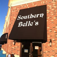 Photo taken at Southern Belle's Pancake House by Valerie L. on 11/30/2011