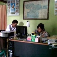 Photo taken at Kantor Sanbe Blitar by Sigit P. on 11/30/2011