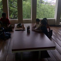 Photo taken at Warung Nasi Ampera by Melvina R. on 4/29/2012