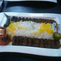 Снимок сделан в Atashkadeh Restaurant & Bar пользователем Allia Syarmila A. 1/19/2012