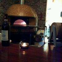 Photo taken at Bavaro's Pizza Napoletana & Pastaria by Jenni D. on 10/6/2011