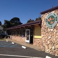 Photo taken at Pacific Grove Tourist Information Center by Jonathan E. on 3/4/2012