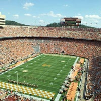 Photo taken at Neyland Stadium by Jessica G. on 9/10/2011