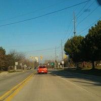 Photo taken at Drake Road & I-696 by Lena S. on 12/12/2011
