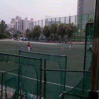 Photo taken at 청량중학교 by Eungjin Cho 조. on 7/21/2012