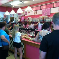 Photo taken at Marylou's Coffee by Jonathan N. on 5/28/2012