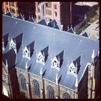 Photo taken at St. Michael's Cathedral by Rannie T. on 3/11/2012