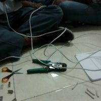 Photo taken at SMA Khadijah Surabaya by Icha Afiza R. on 3/26/2012