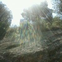 Photo taken at Playa de Mascarat Sur / La Barreta by Lorena B. on 5/26/2012