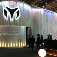 Photo taken at BASELWORLD 2012 by Enzo F. on 3/13/2012