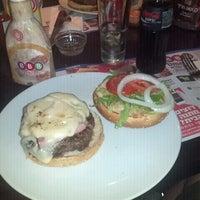 Photo taken at Burgus Burger Bar by Alex G. on 8/25/2012