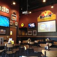 Foto diambil di Buffalo Wild Wings oleh John M. pada 8/12/2012