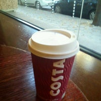 Photo taken at Costa Coffee by Vanya B. on 8/31/2012