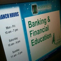 Photo taken at Woodforrest Bank by Craig V. on 2/3/2012