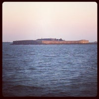 Photo taken at Fort Sumter National Monument by Ray B. on 7/8/2012