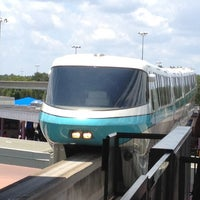 Photo taken at Monorail Teal by Pam D. on 5/19/2012