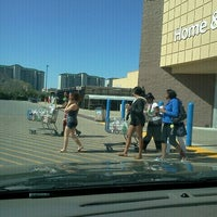 Photo taken at Walmart Supercenter by Slim P. on 3/6/2012