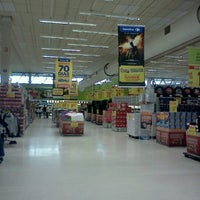 Photo taken at Carrefour by Rogerio L. on 6/29/2012