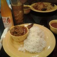 Photo taken at Rice & Beans Cocina Latina by Hood C. on 4/4/2012