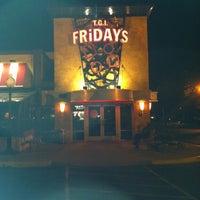 Photo taken at TGI Fridays by Glenn W. on 4/16/2012