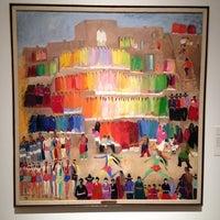 Photo taken at Fred Jones Jr. Museum of Art by Bill D. on 3/23/2012