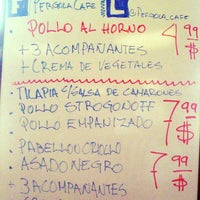 Photo taken at La Pergola Cafe by Mauricio Gómez - P. on 2/24/2012