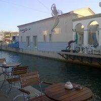 Photo taken at Hayal Kahvesi by Aycan U. on 9/10/2012