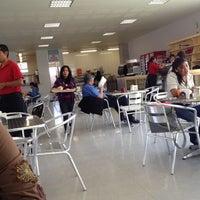 Photo taken at Cafetería - Librería by Carolina C. on 3/8/2012