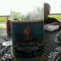 Photo taken at Mackinaw Valley Vineyard by Nick D. on 7/21/2012