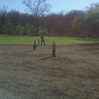 Photo taken at Ridgewood Park by Jason C. on 4/7/2012
