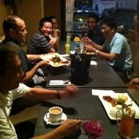 Photo taken at La Viva Cafe by Fred W. on 7/13/2012