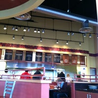 Photo taken at Pancheros Mexican Grill by Scott W. on 4/21/2012