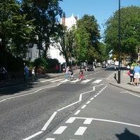 Photo taken at Abbey Road Studios by Rodrigo F. C. on 9/7/2012