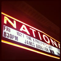 Photo taken at The National by Dustin F. on 3/10/2012