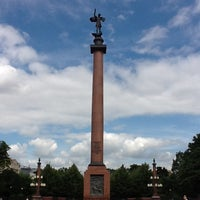 Снимок сделан в Трубная площадь пользователем Aleksandr A. 7/25/2012