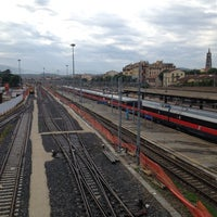 Photo taken at Firenze Campo di Marte Railway Station (FIR) by Alessandra Z. on 5/16/2012