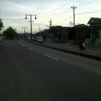 Photo taken at Jl. Raya Solo - Yogya by ciwir k. on 3/23/2012