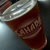 Photo taken at Cahaba Brewing Company by Miranda M. on 8/17/2012