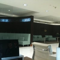 Photo taken at AUH T3 First Class Check-In by Joseph O. on 8/9/2012