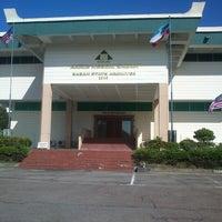 Photo taken at Arkib Negara Malaysia Cawangan Sabah by Tadui L. on 7/16/2012