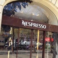 Das Foto wurde bei Nespresso von  am 5/4/2012 aufgenommen
