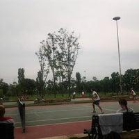 Photo taken at Tennis Milano by Emanuele F. on 6/10/2012