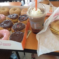 Photo taken at Dunkin' Donuts by Kristen on 7/16/2012