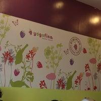 Photo taken at Yogofina by ImNotAngie on 6/24/2012
