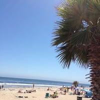 Photo prise au Topanga State Beach par Erica le6/30/2012