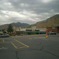 Photo taken at Einstein Bros Bagels by Brandon G. on 5/25/2012