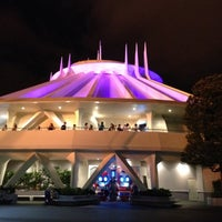 Photo taken at Space Mountain by HT.愛国者 on 8/18/2012