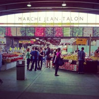 Photo taken at Marché Jean-Talon by Marie A. on 4/16/2012